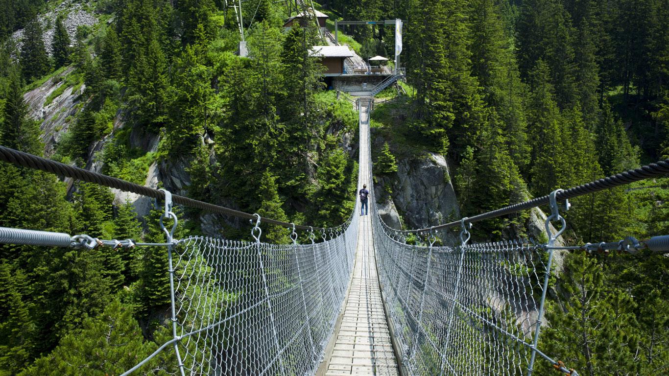 Handegg (Grimselwelt), Schweiz