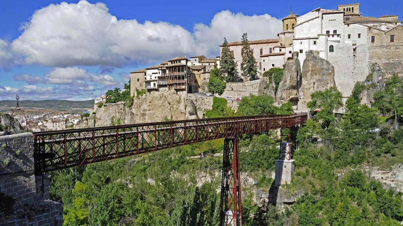 Cuenca, Spanien