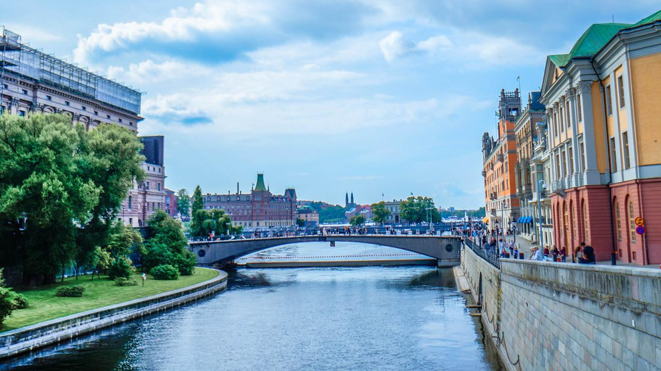 7. Stockholm