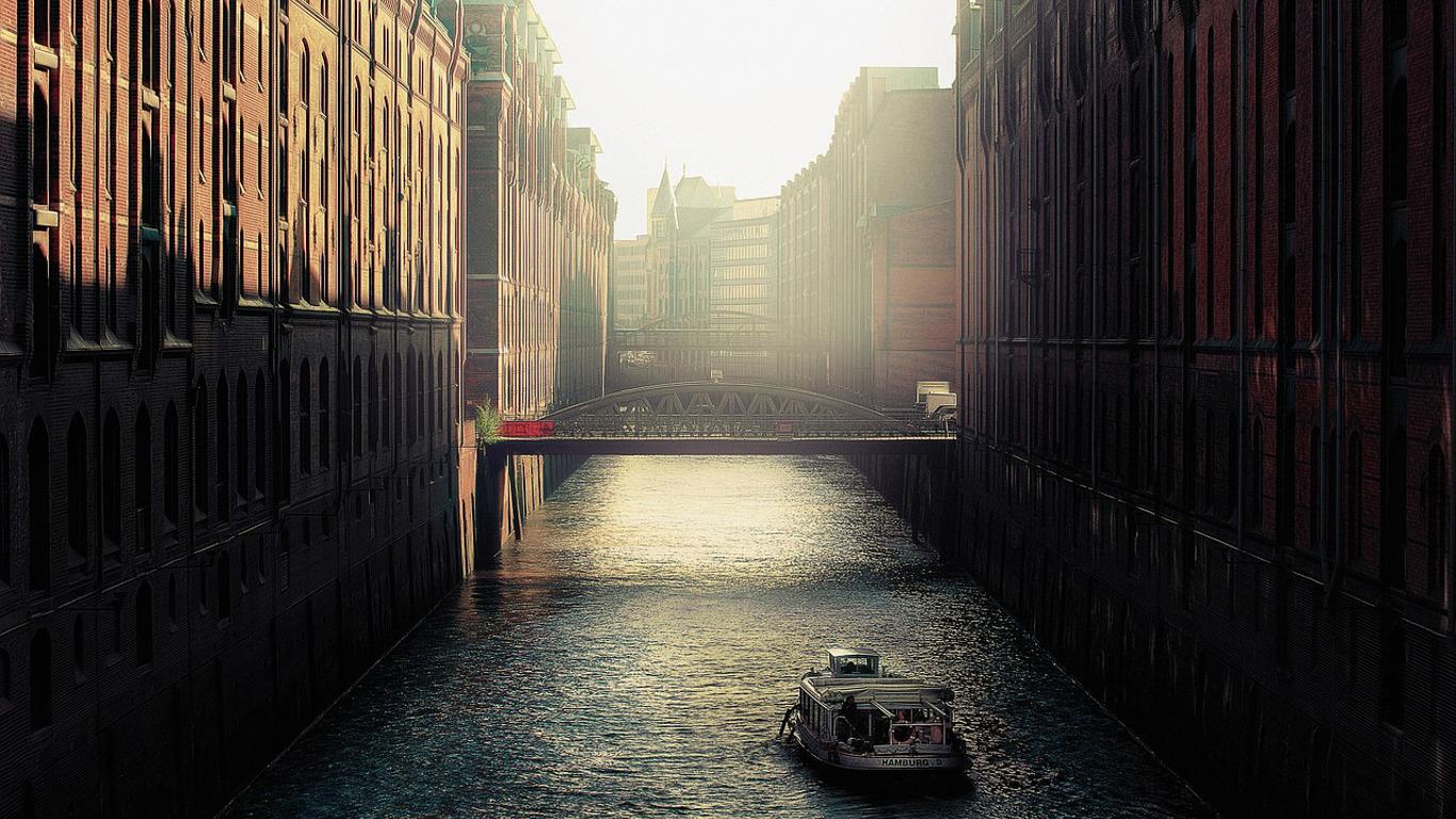 1. Hamburg