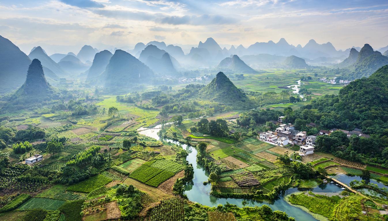 Guilin: Eine Landschaft zum Staunen