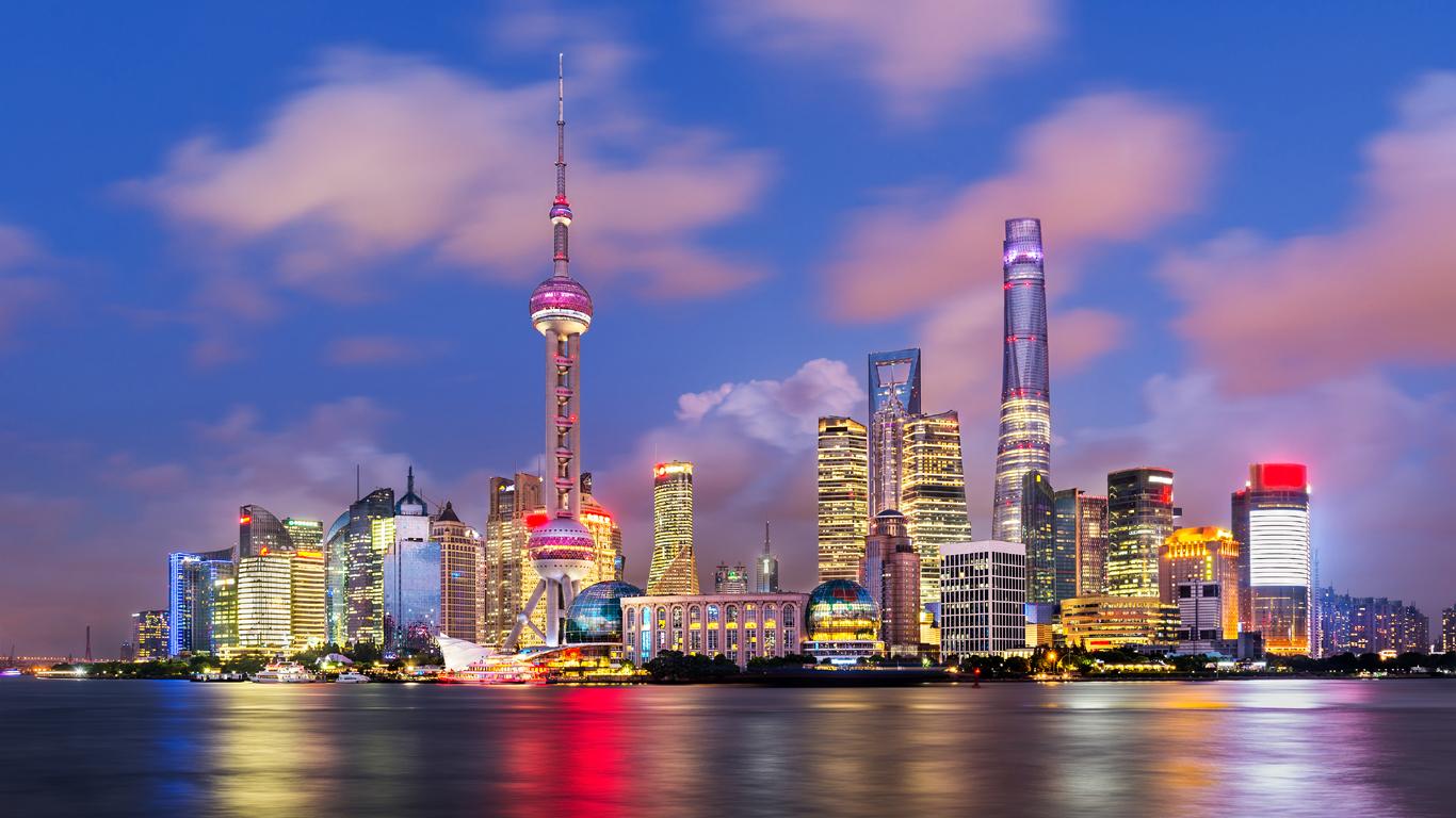 Shanghai: Die größte Stadt Chinas