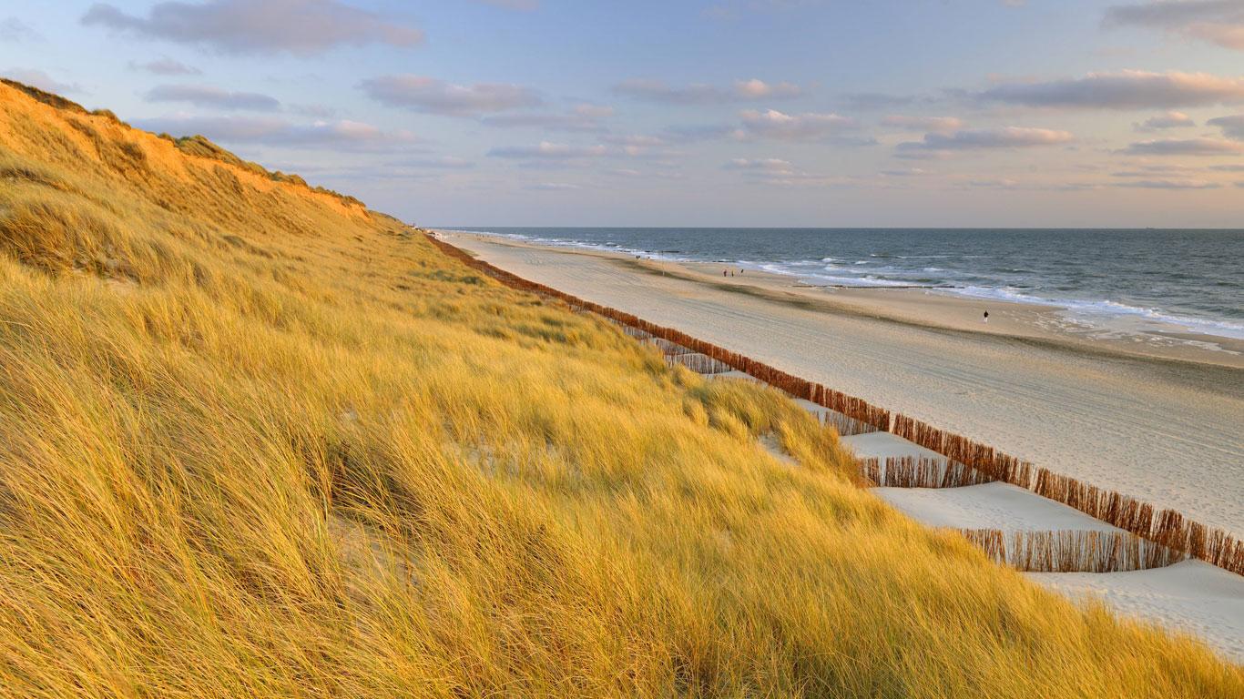 Der längste Strand