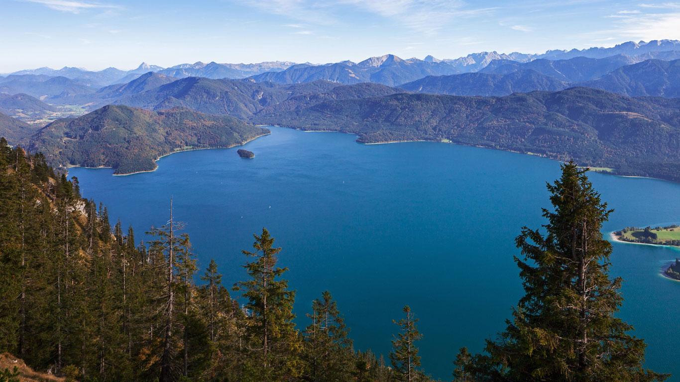 Der tiefste See