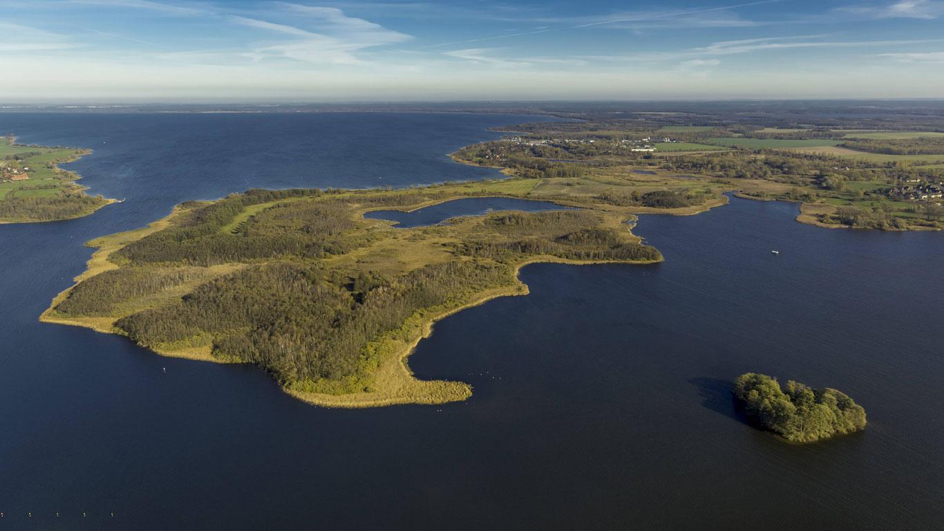 Der größte See