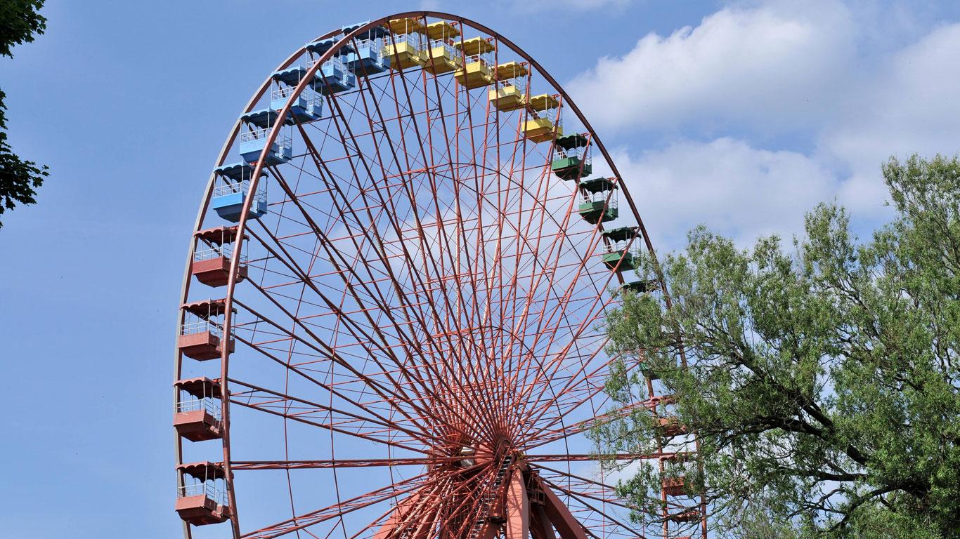 Das größte Riesenrad