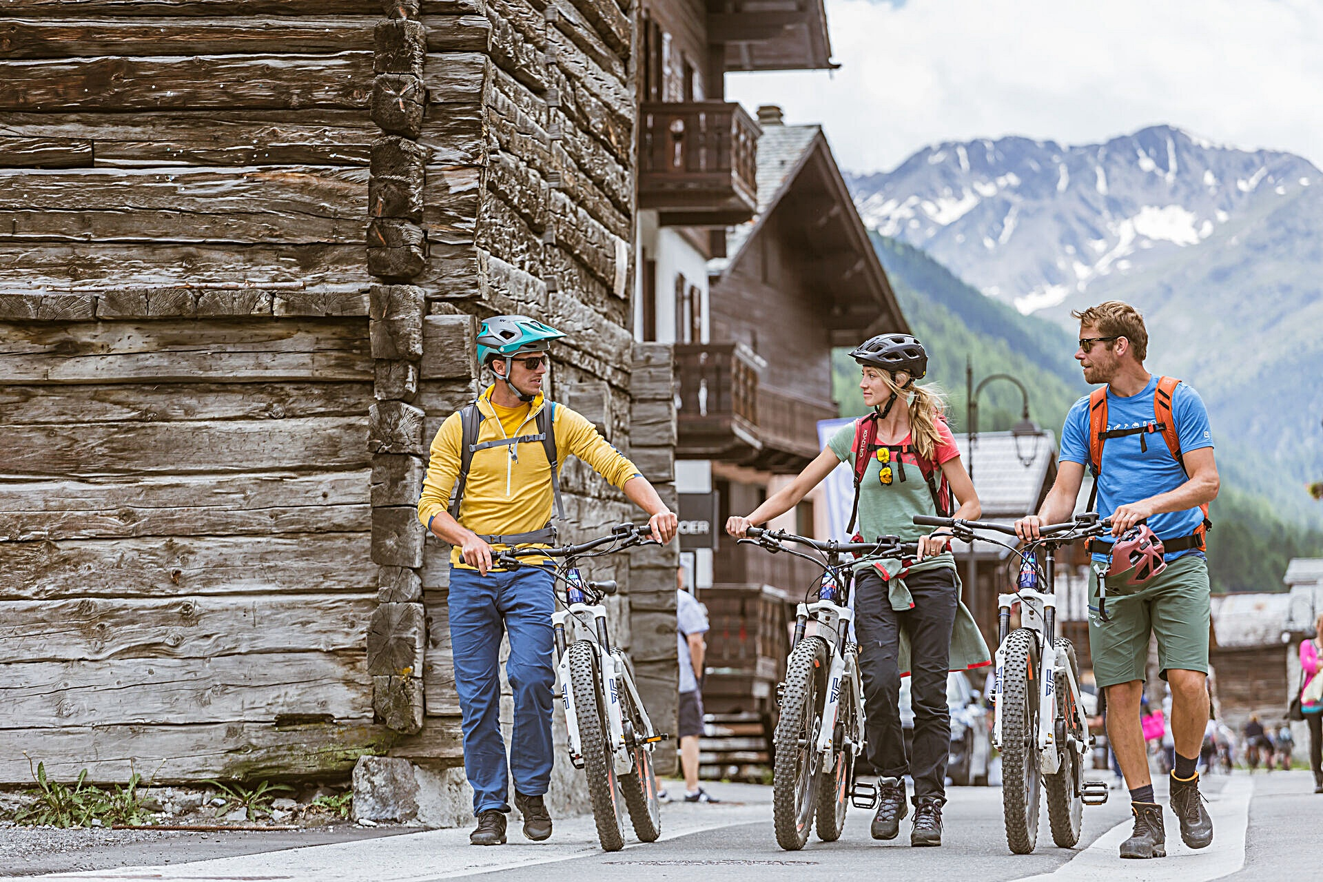 Livigno: Die schönste Verbindung aus E-Bike-Action und Dolce Vita