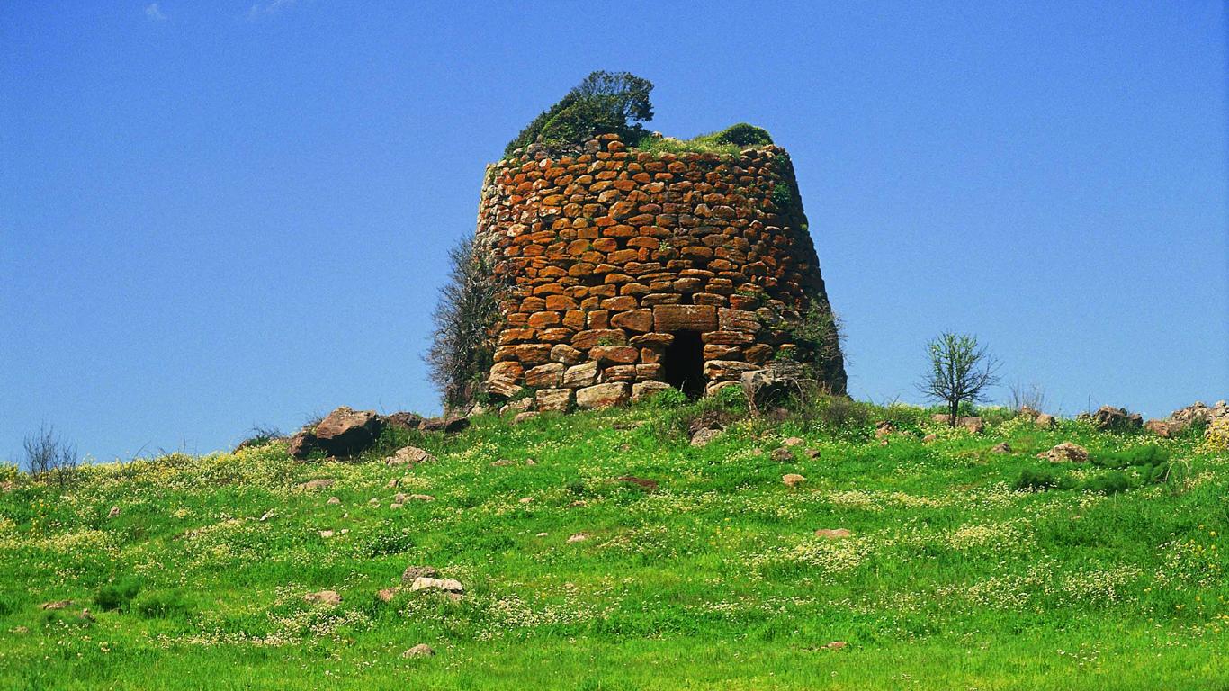Aussicht aus der Bronzezeit