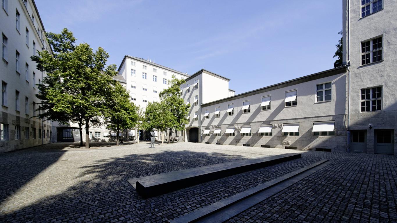 Heldentod – Bendlerblock Berlin-Tiergarten; Tiergarten (Berlin)