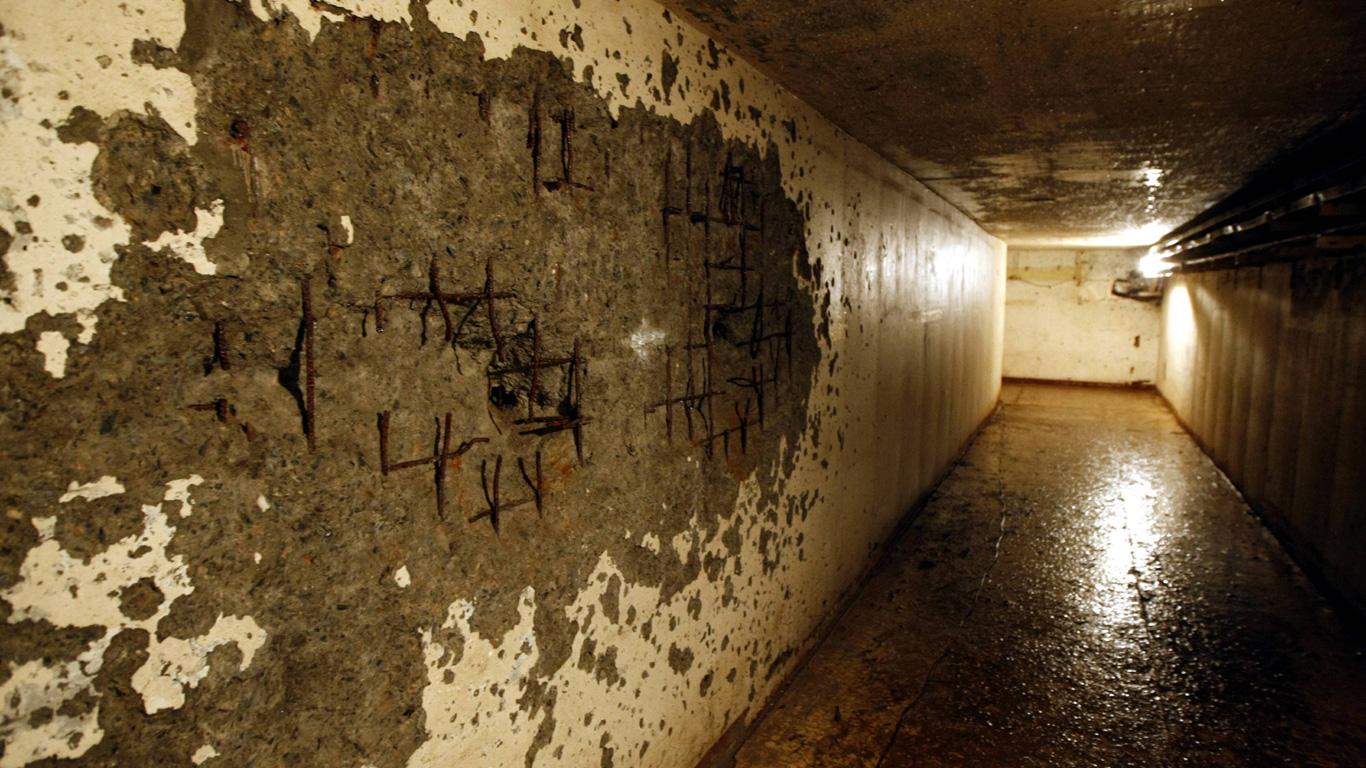 Schatzkammer der Nazis – Bunkeranlage Genshagen; Ludwigsfelde (Brandenburg)
