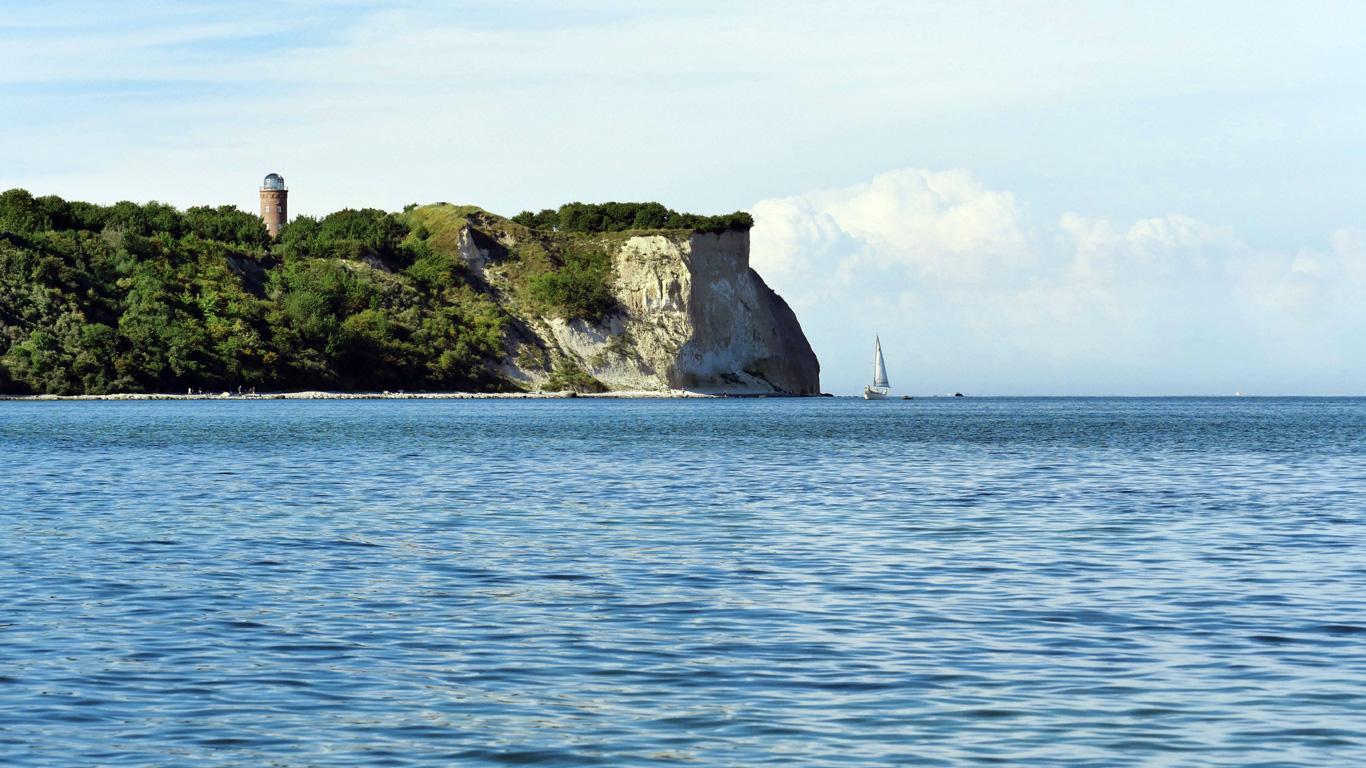 Das Letze Schlupfloch der Heiden – Kap Arkona; Insel Rügen (Mecklenburg-Vorpommern)