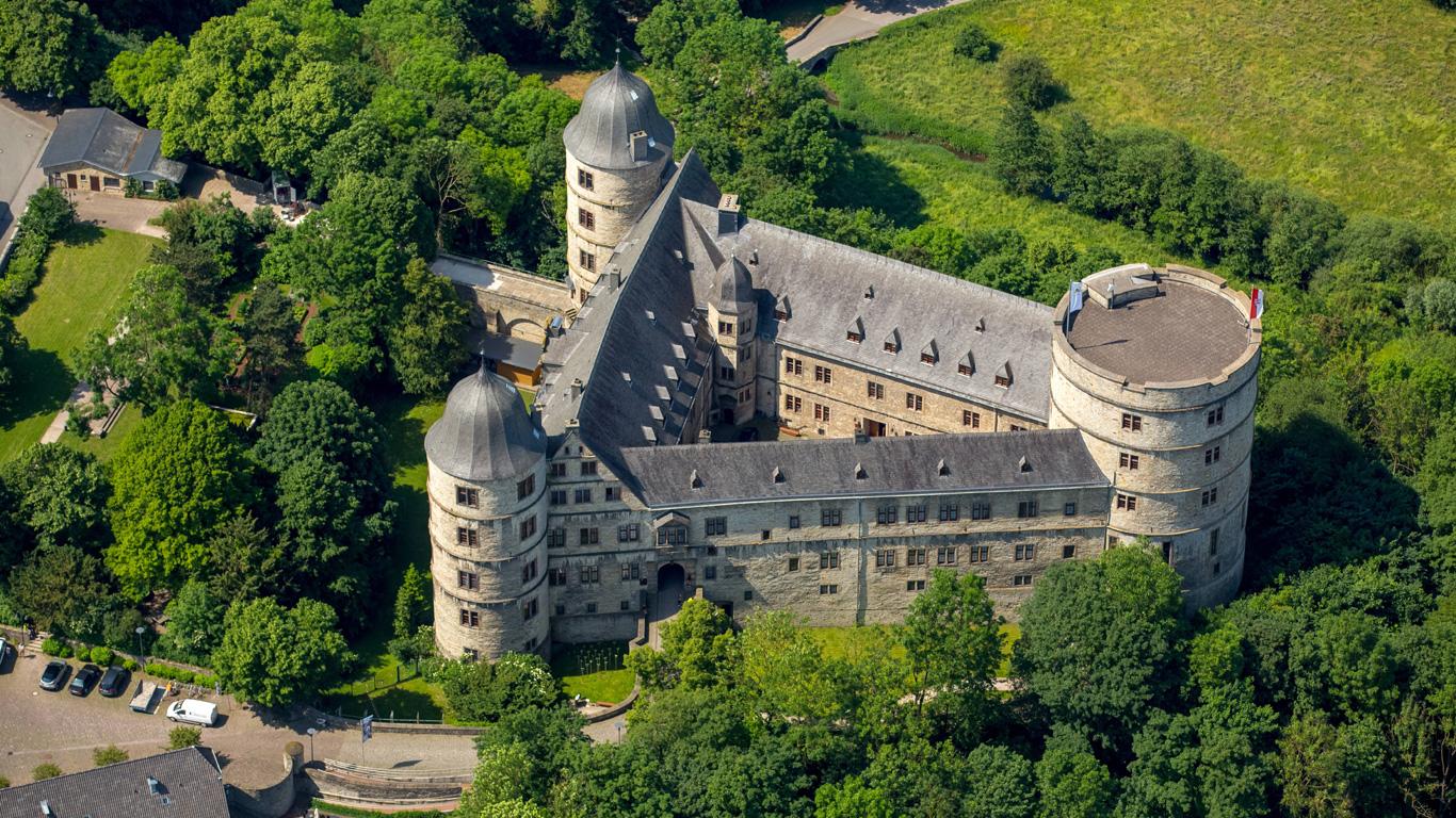 Himmlers Heiligtum – Wewelsburg; Büren (Nordrhein-Westfalen)