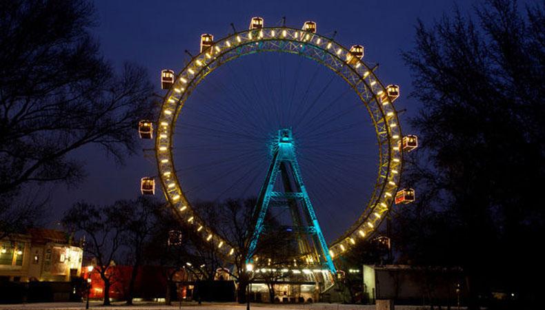 Wien am Abend