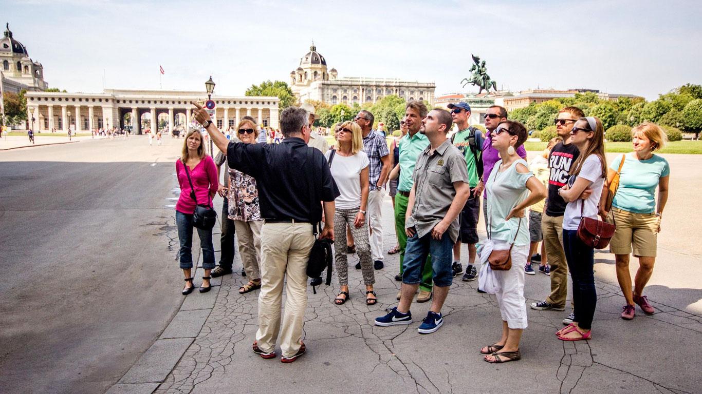 Expresstour durch Wien