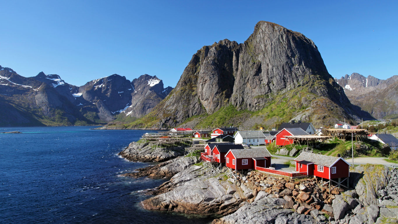 Norwegen: Beim Einkaufen 25 Prozent Steuern sparen