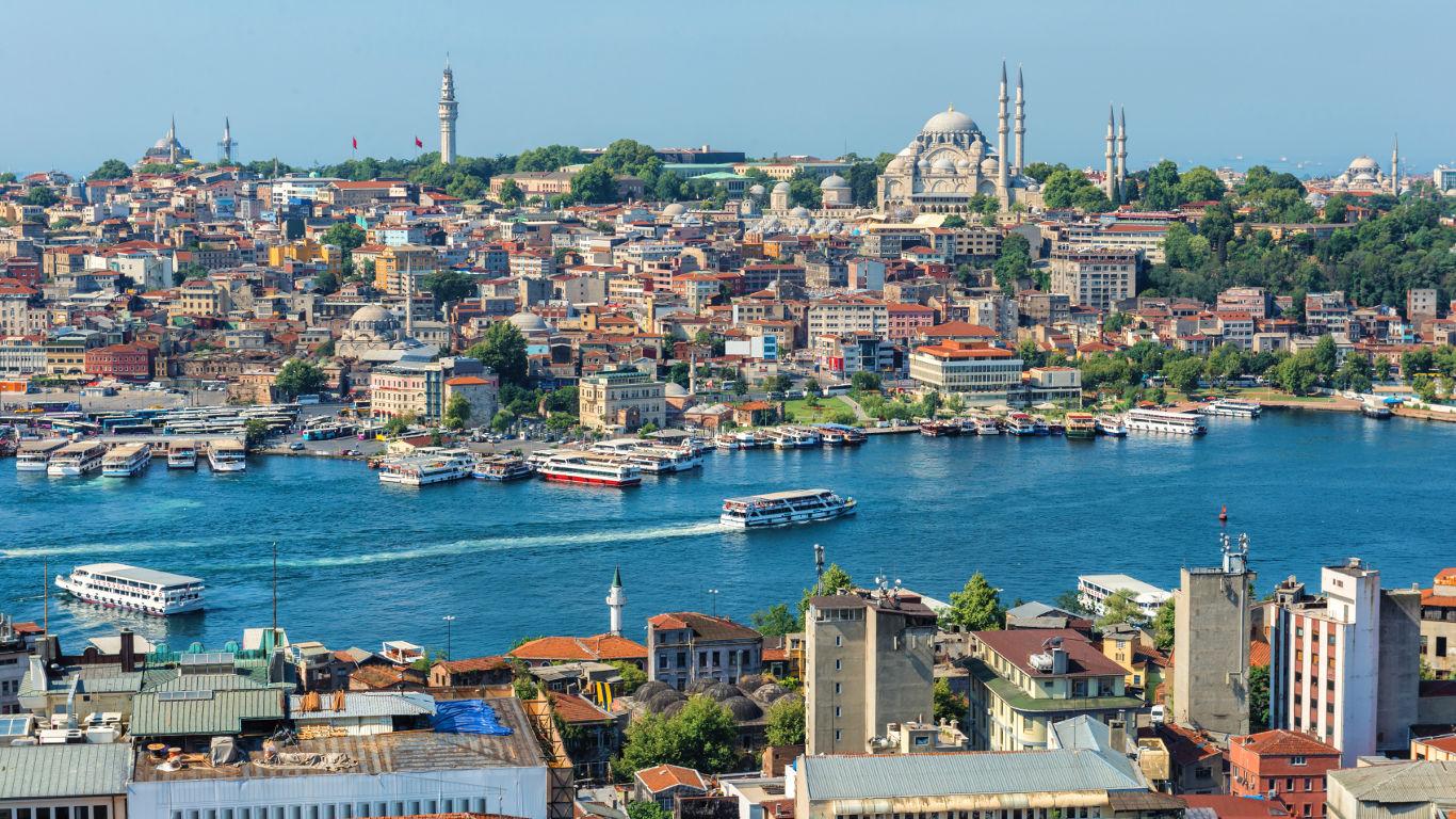 Türkei: 18 Prozent Steuer erhalten