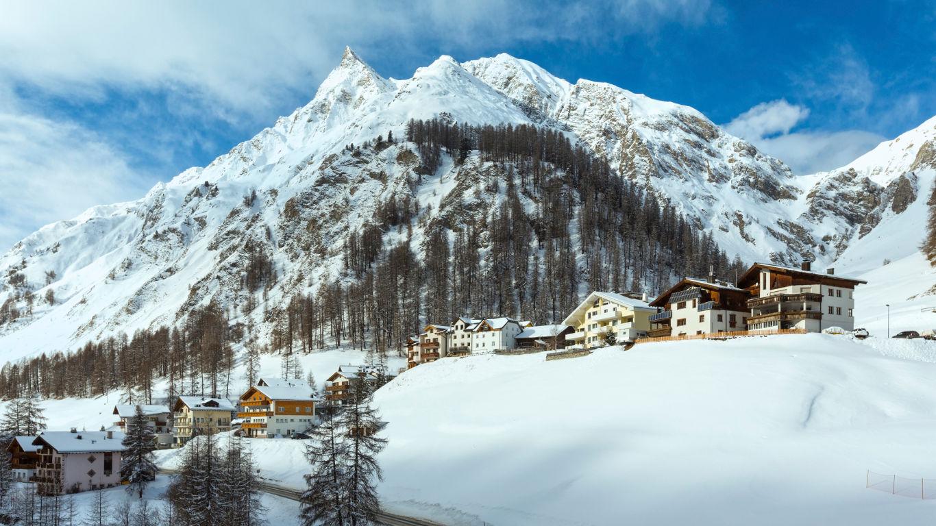 Samnaun: Zollfreie Zone in der Schweiz