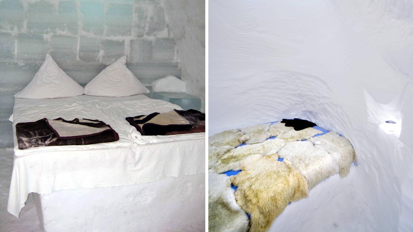 Gruselig: das frostigste Hotel in Süd-Ost-Europa