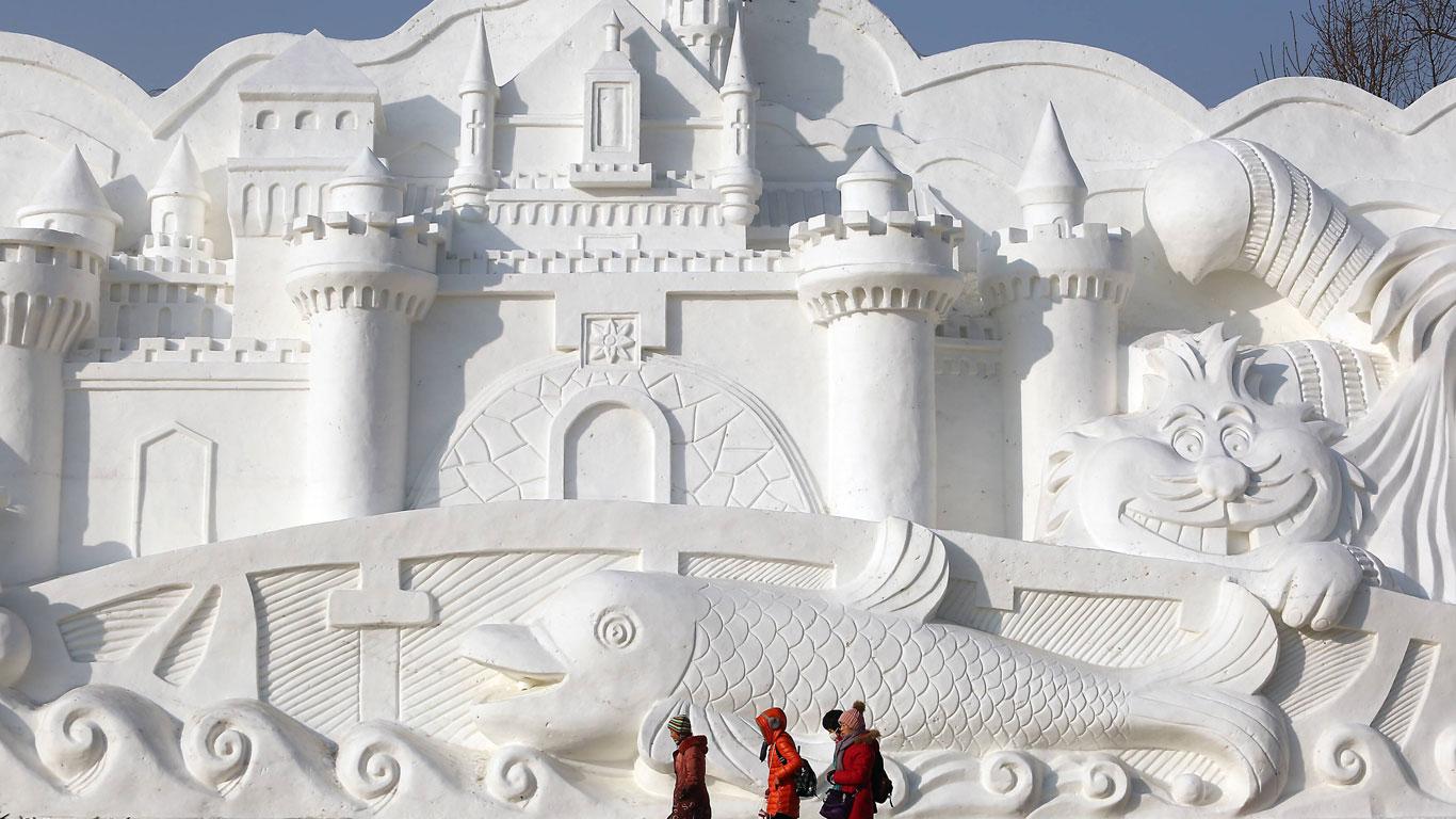 Kunst von heute, Schnee von gestern