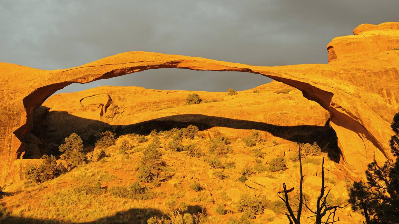 Die längste Brücke der Natur
