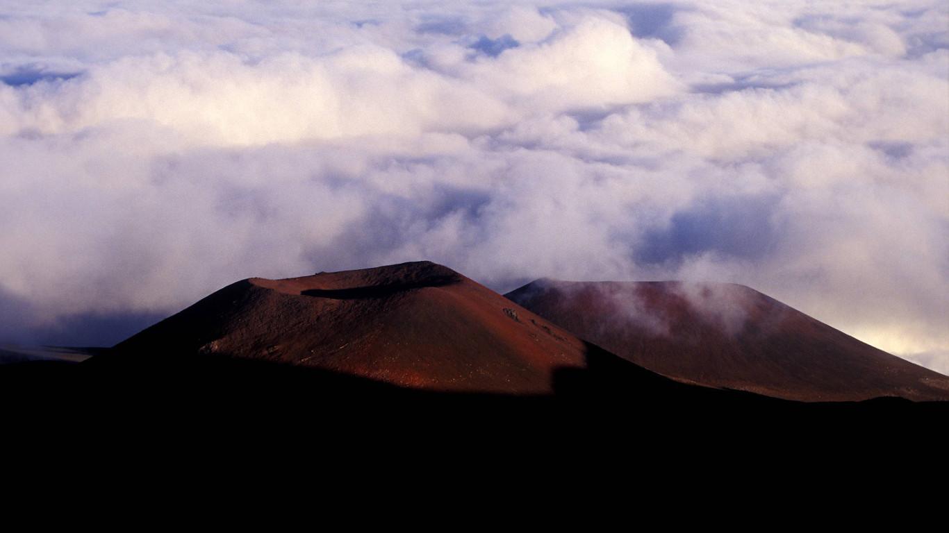 Der höchste Berg überhaupt