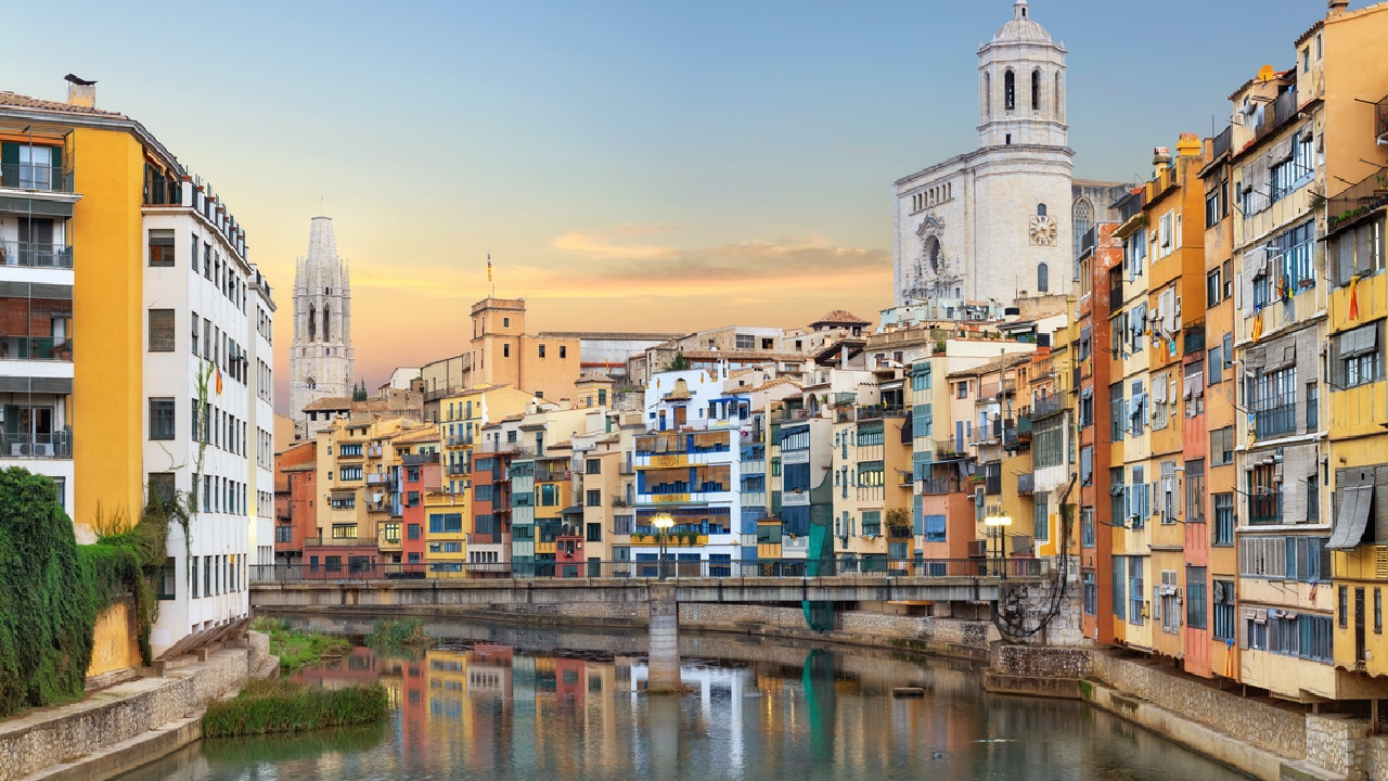 Spanien/Girona