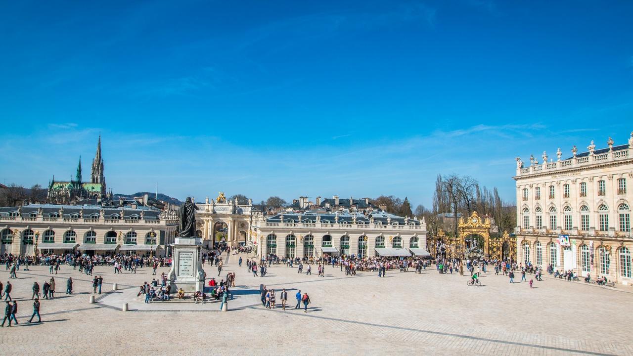 Frankreich/Nancy