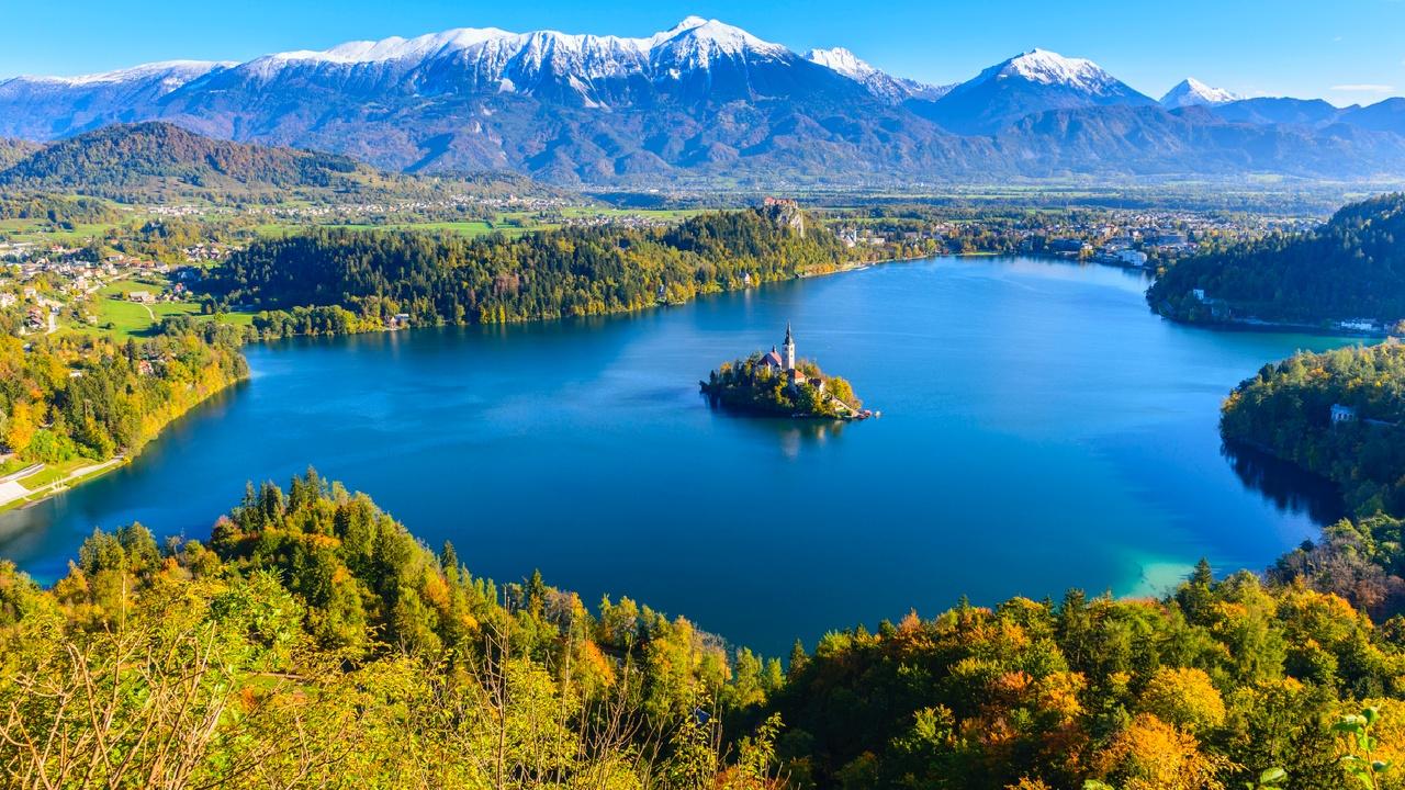 Slowenien/Bled