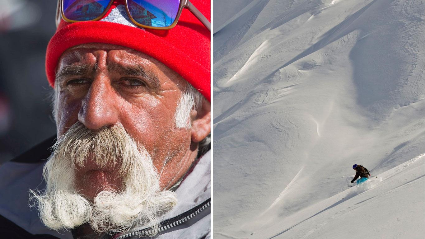 Iran: das günstigste Skigebiet der Welt