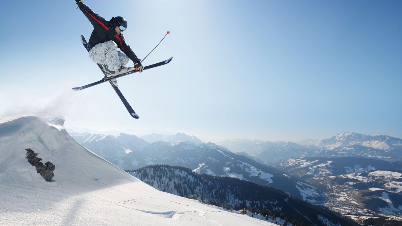 Griechenland: Ski- und Snowboardfahren auf dem Peloponnes