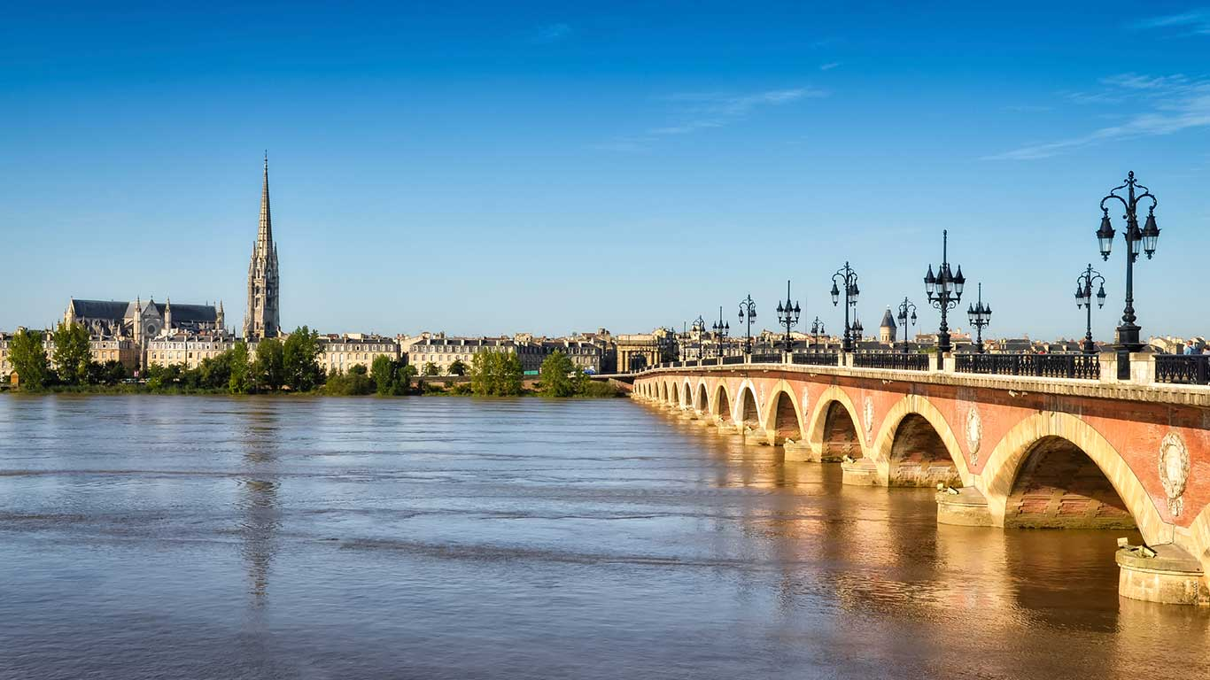 Radfahrnation Frankreich: Bordeaux