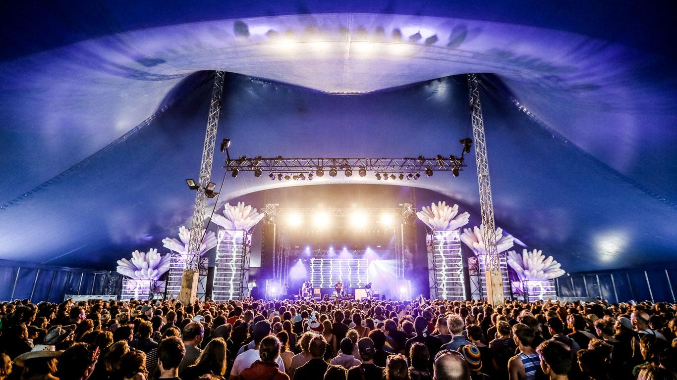 Hurricane Festival in Scheeßel, Deutschland: 19. - 21. Juni 2015