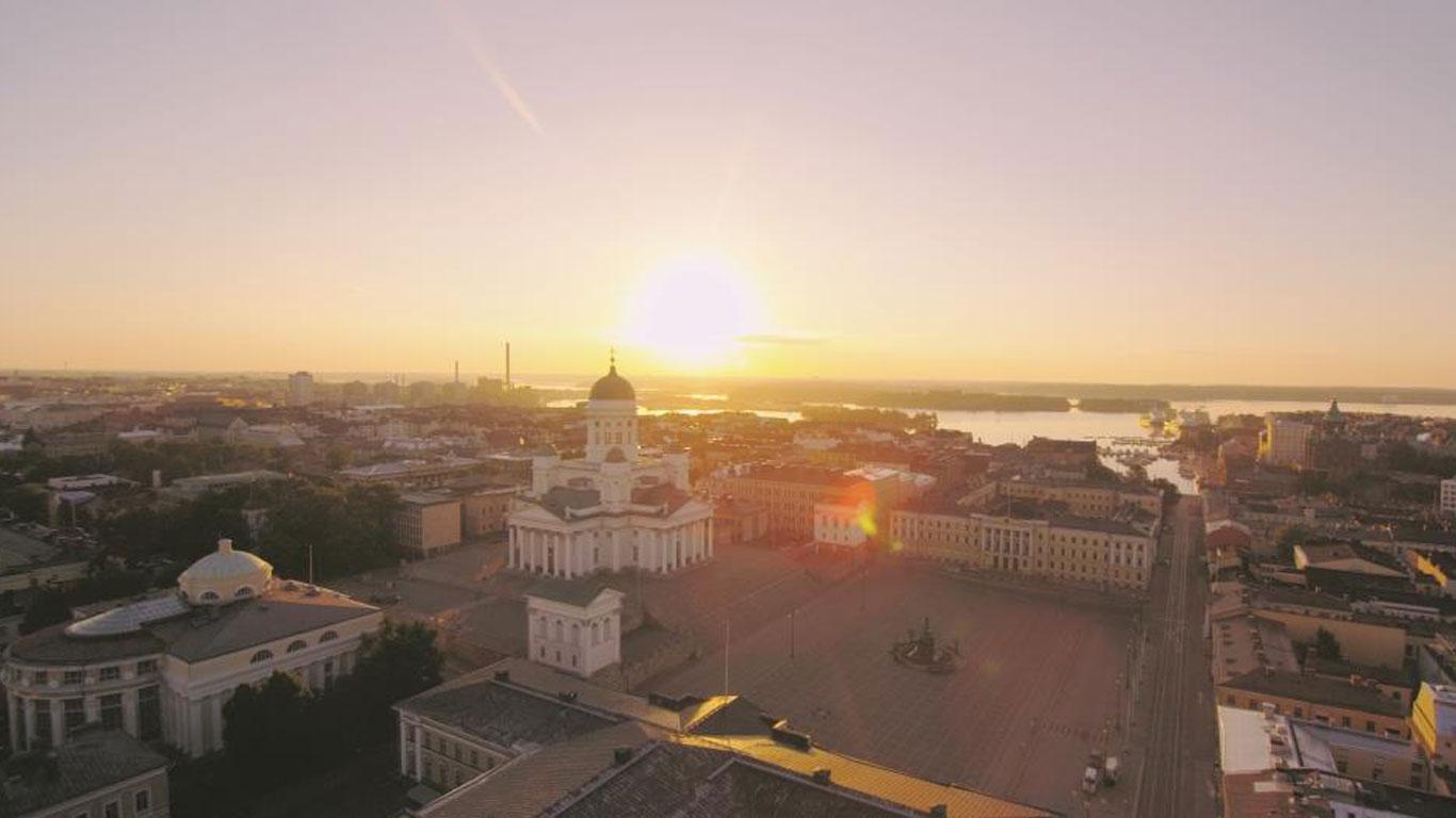 Geheimtipp unter den Nordmetropolen – Helsinki: