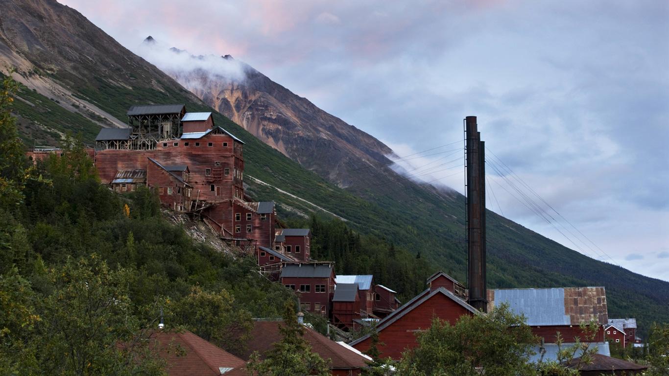 Kennicott, Alaska
