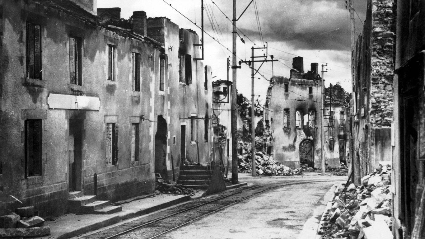 Tatort Oradour-sur-Glane