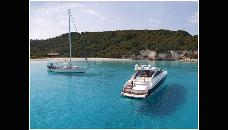Für Segler und Wasserratten: Meer zu allen Seiten