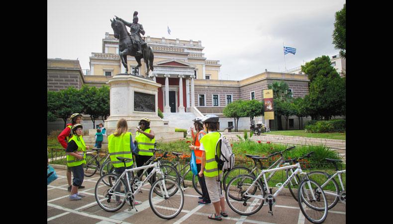 Für Aktive: Sightseeing auf zwei Rädern