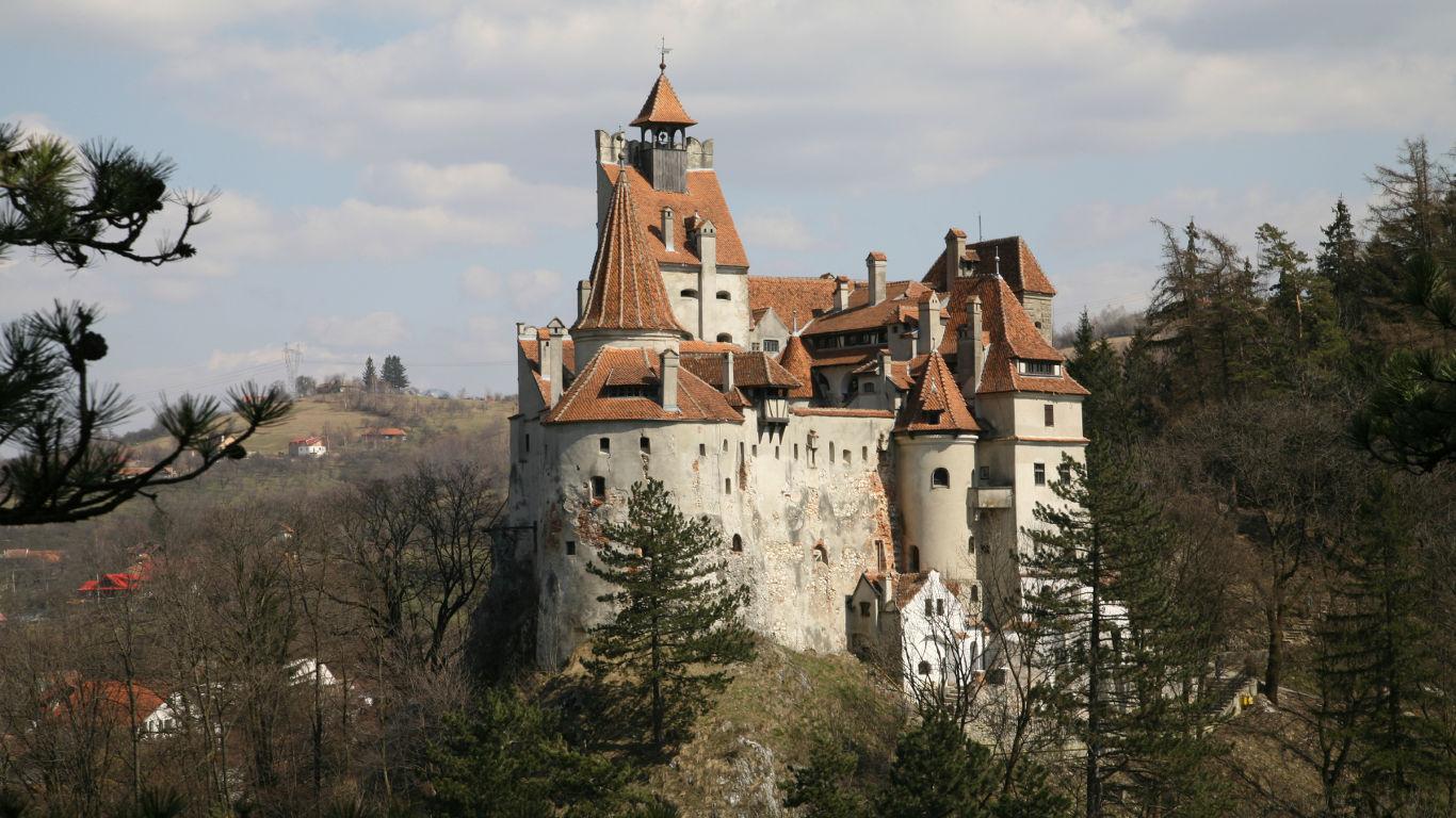 Reise für Gruselfans in die Heimat von Graf Dracula