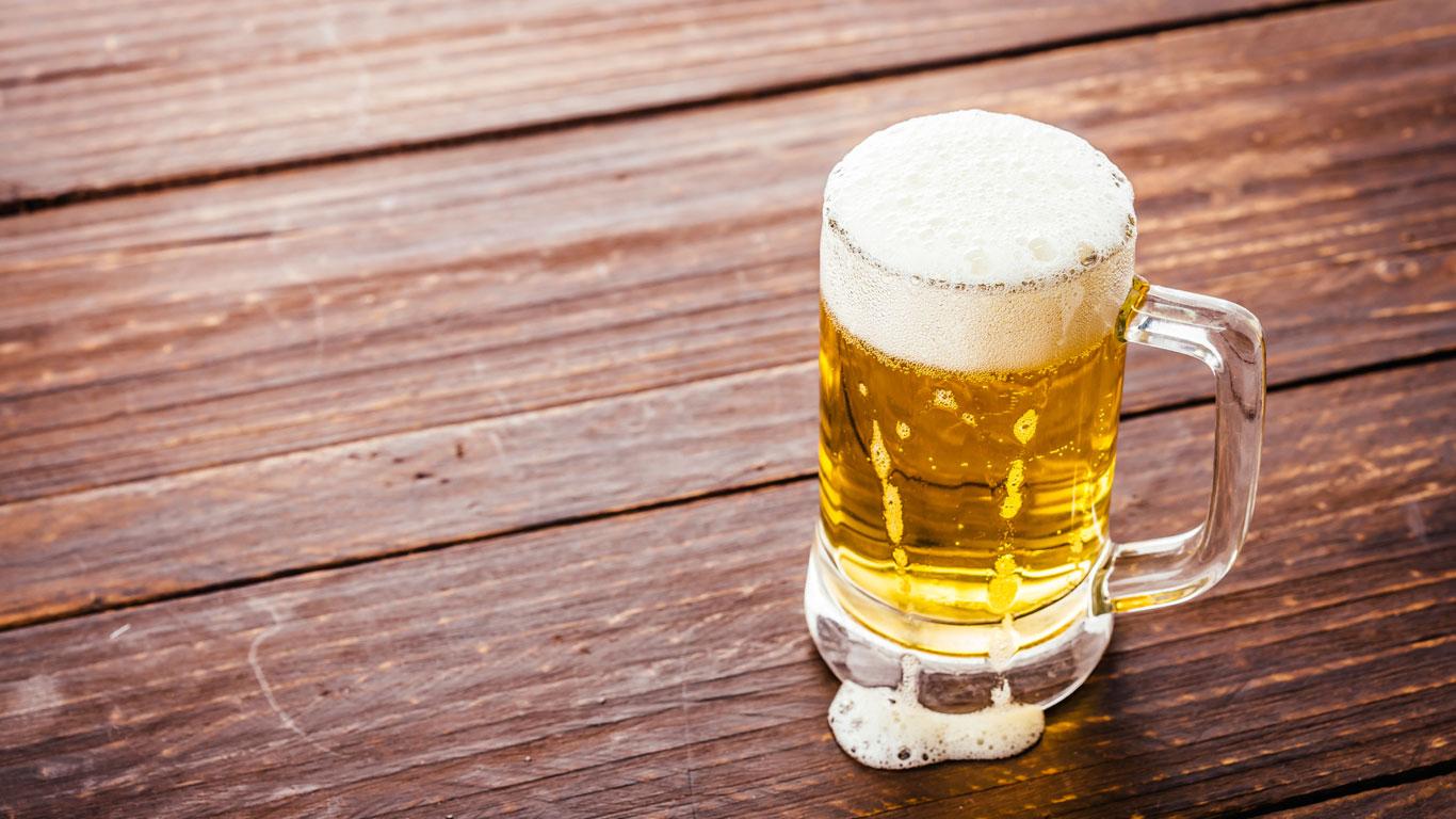 Bier ab drei Euro
