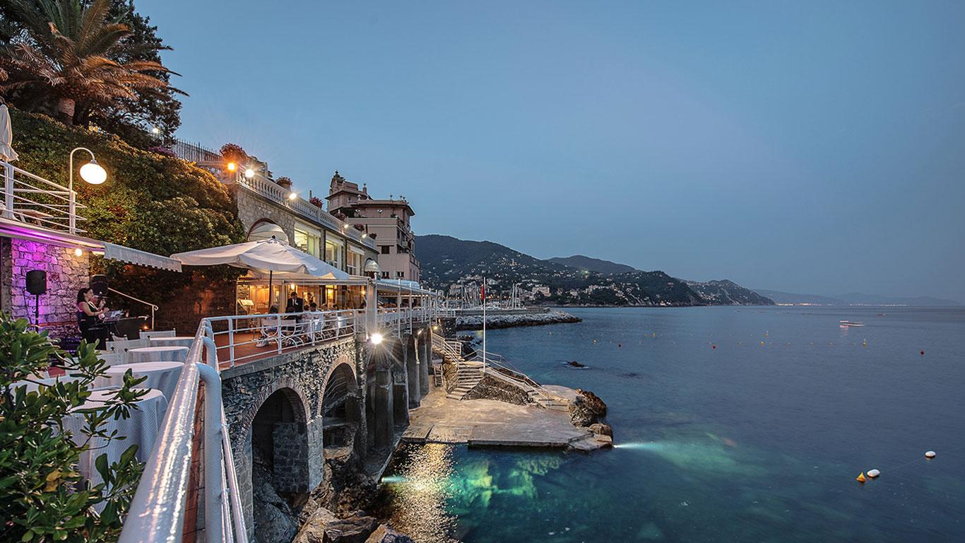 Flanieren an der italienischen Riviera di Levante