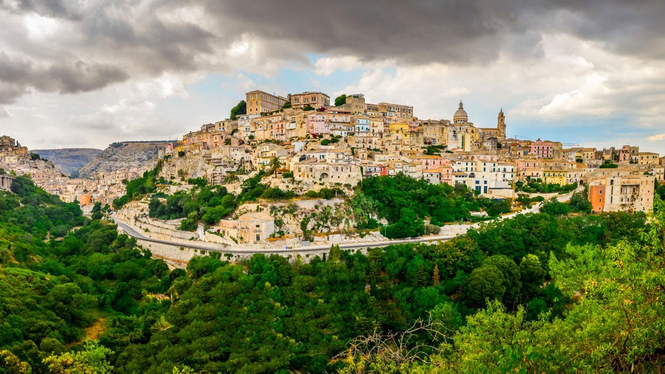 Siziliens unberührte Natur