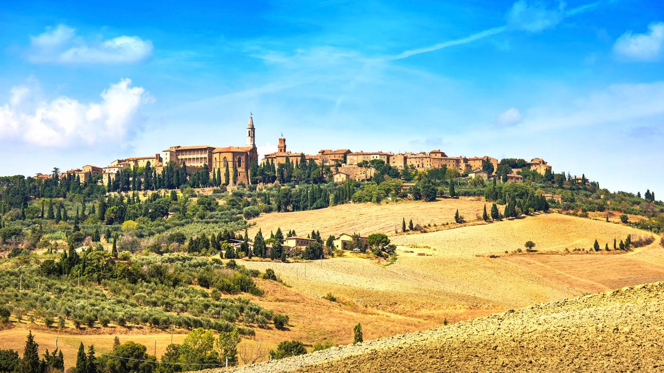 Zauberhafte Toskana