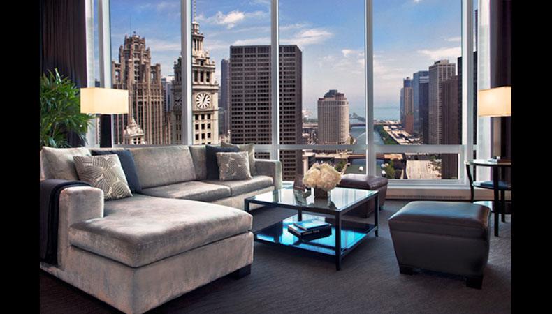 Trump International Hotel & Tower Chicago, Chicago