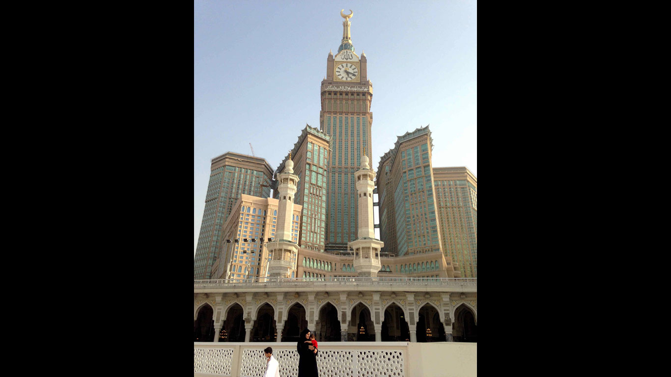 A Fairmont Hotel, Saudi-Arabien