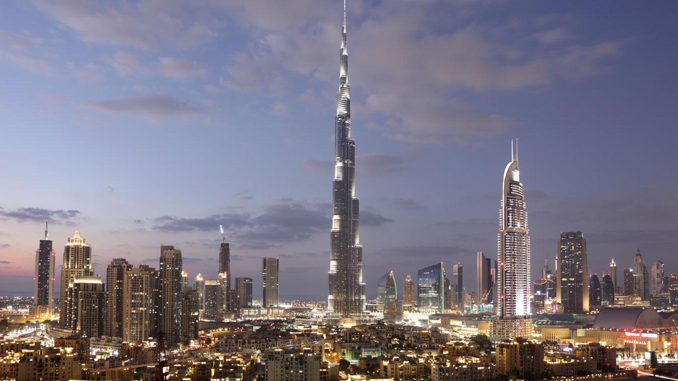 Armani Hotel Dubai, Dubai