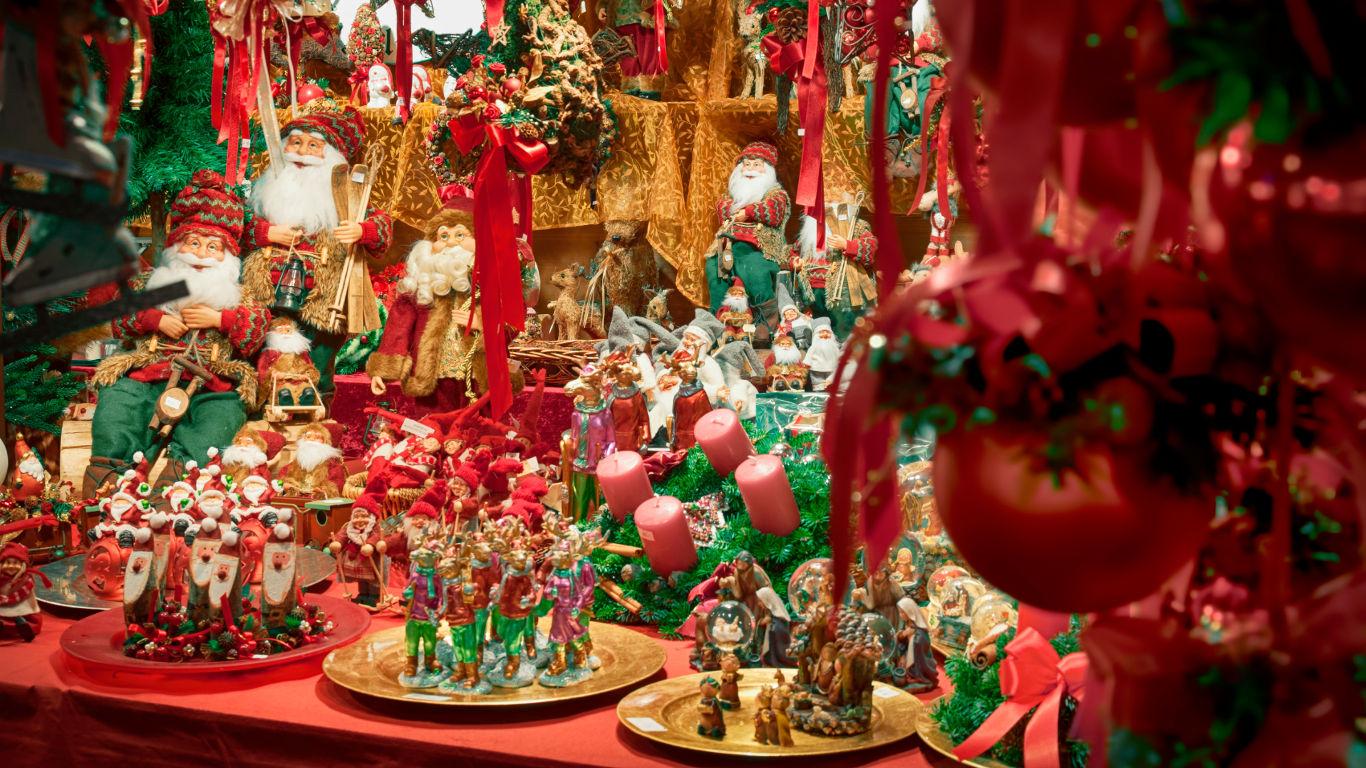 Weihnachtlicher Flair in Holland