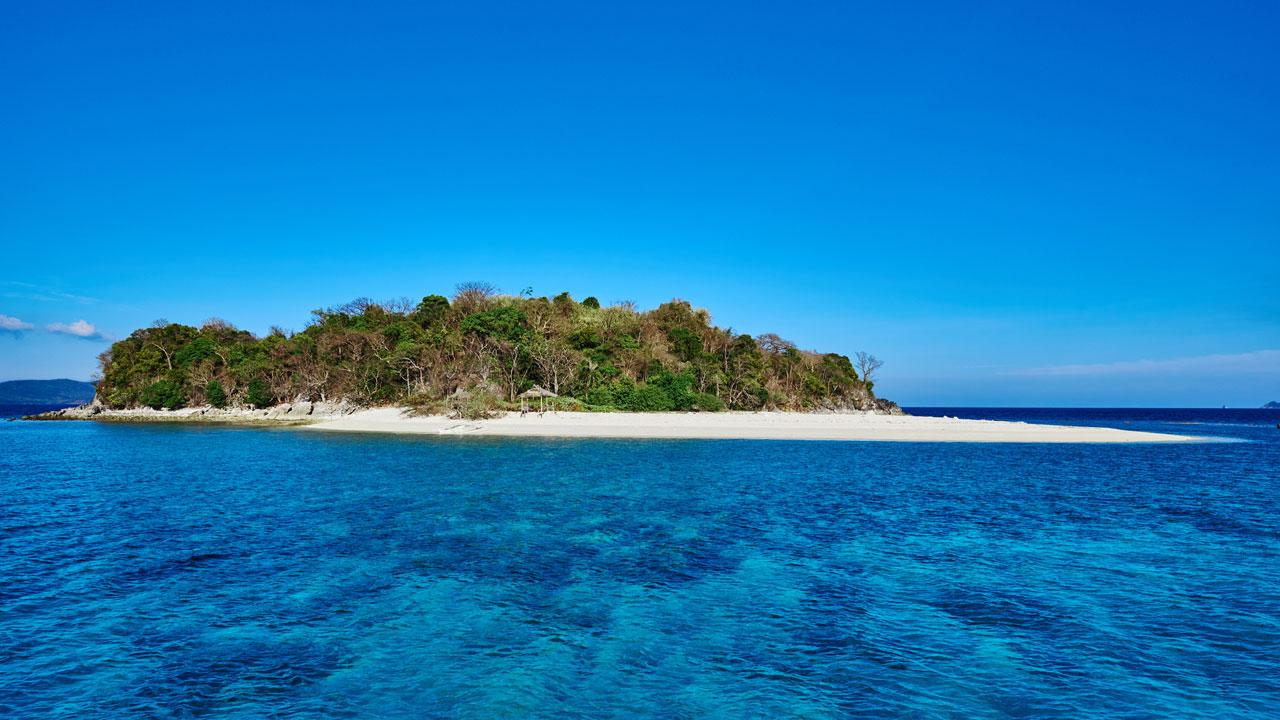 Brother Island El Nido, Philippinen