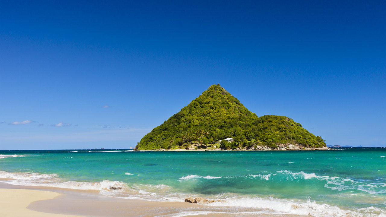 Sugar Loaf Levera, Grenada, Karibik