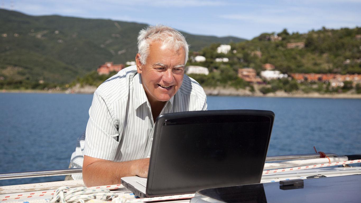 Internetverfügbarkeit am liebsten überall auf dem Schiff