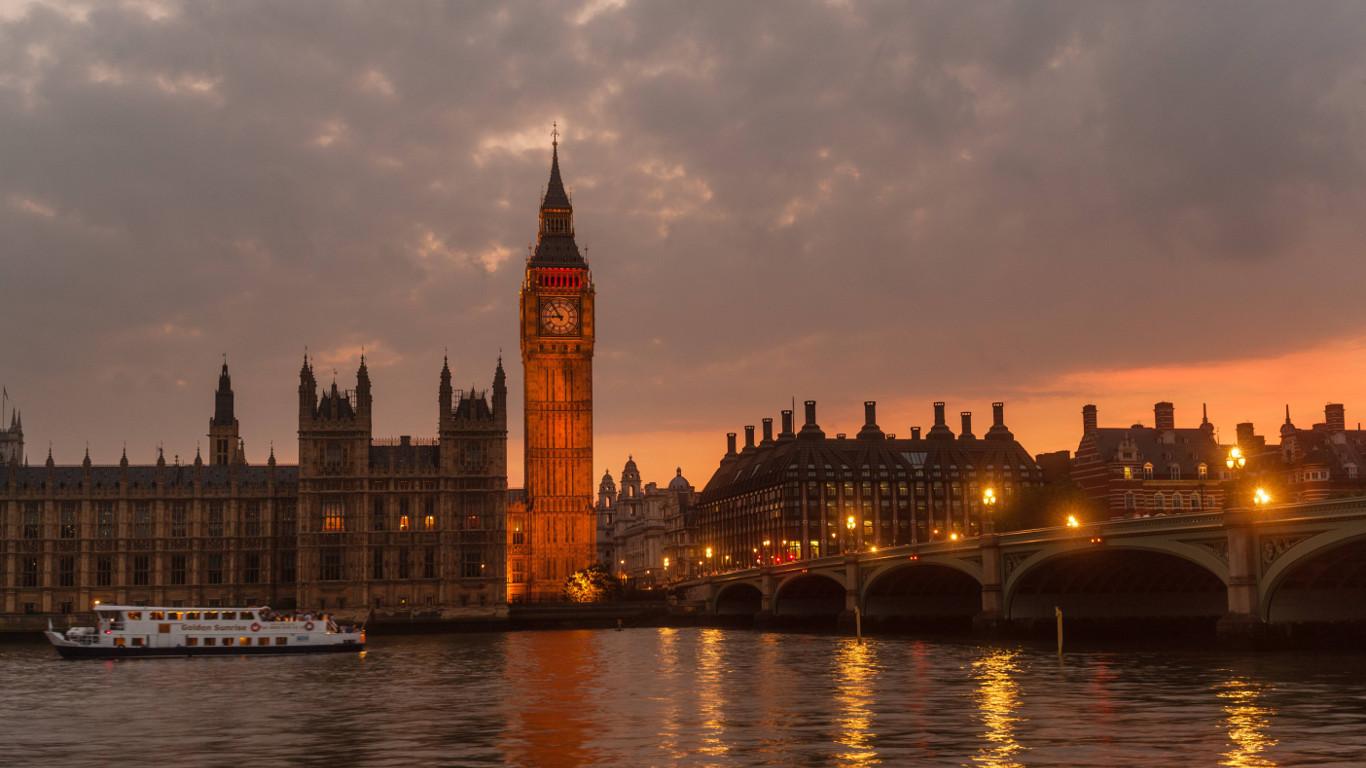London: Das Zentrum der Macht